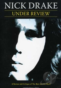 Nick Drake - Under Review DVD Cover Art