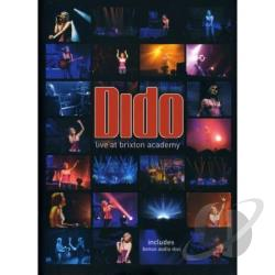 Live At Brixton Academy DVD Cover Art