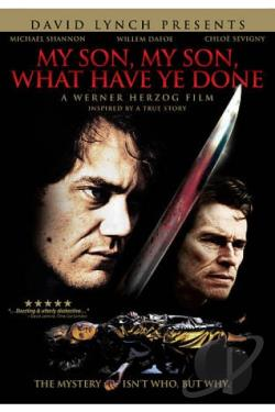 My Son, My Son, What Have Ye Done? DVD Cover Art