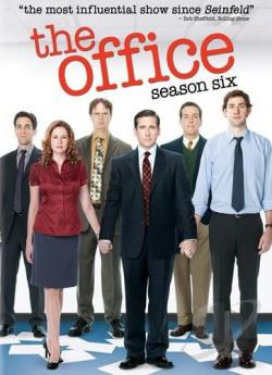 Office - The Complete Sixth Season DVD Cover Art