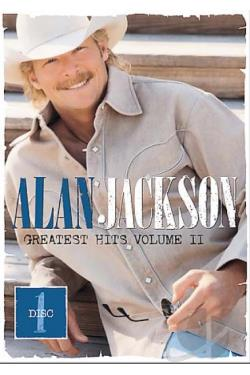 Alan Jackson - Greatest Video Hits Volume II (Disc 1) DVD Cover Art