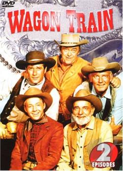 Wagon Train - 2 Episodes DVD Cover Art
