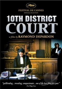 Tenth District Court DVD Cover Art