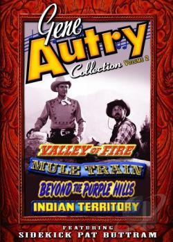 Gene Autry Collection - Vol. 2 DVD Cover Art