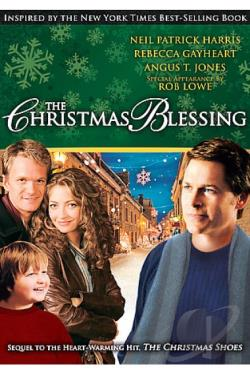 Christmas Blessing DVD Cover Art