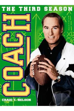 Coach - The Complete Third Season DVD Cover Art