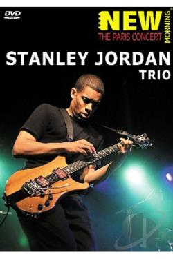Stanley Jordan Trio - The Paris Concert DVD Cover Art