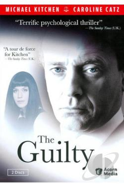 Guilty DVD Cover Art