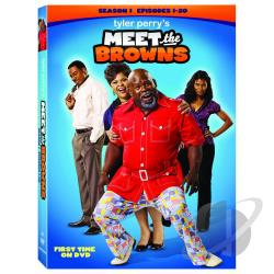 Meet the browns season 1 tyler perry s meet the browns season 1