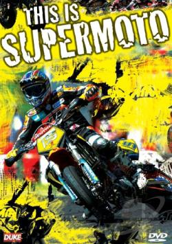 This is Supermoto DVD Cover Art