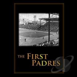 First Padres DVD Cover Art