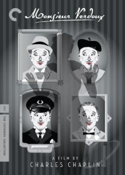 Monsieur Verdoux DVD Cover Art