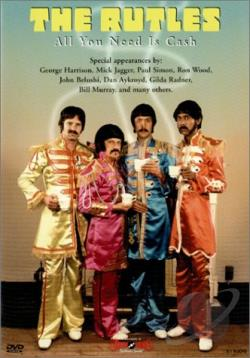Rutles, The: All You Need Is Cash DVD Cover Art