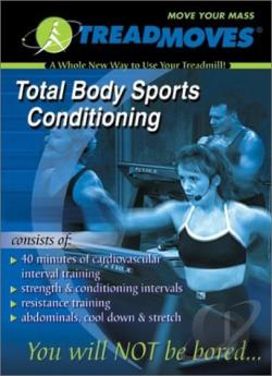 Treadmoves - Total Body Sports Conditioning DVD Cover Art