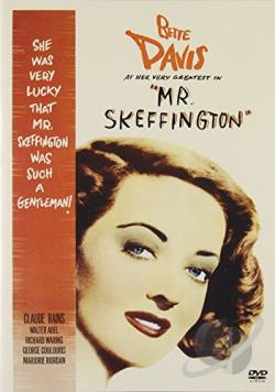 Mr. Skeffington DVD Cover Art