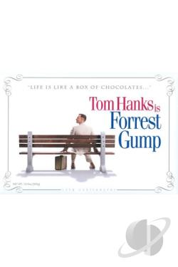 Forrest Gump DVD Cover Art