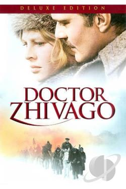 Doctor Zhivago DVD Cover Art