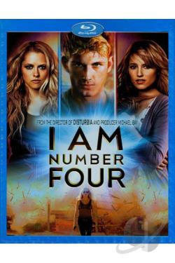 I Am Number Four BRAY Cover Art