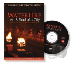 WaterFire: Art & Soul of a City DVD Cover Art