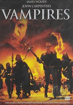 Vampires DVD Cover Art