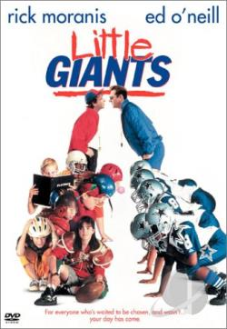 Little Giants DVD Cover Art