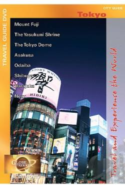 Tokyo City Guide/Travel Guide DVD Cover Art