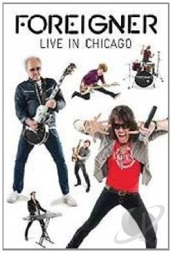 Live In Chicago 2011 DVD Cover Art