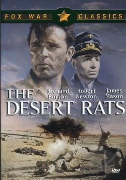 Desert Rats DVD Cover Art