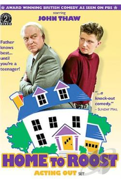Home To Roost - Acting Out Set DVD Cover Art