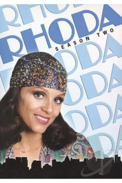 Rhoda: Season Two DVD Cover Art
