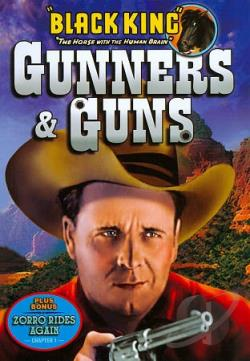Gunners and Guns DVD Cover Art