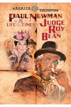 Life and Times of Judge Roy Bean DVD Cover Art