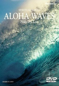 Spiritual Earth - Aloha Wave DVD Cover Art