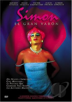 Simon - El Gran Varon DVD Cover Art
