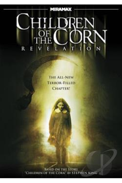 Children of the Corn: Revelation DVD Cover Art