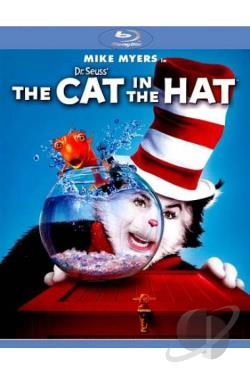 Dr. Seuss' The Cat in the Hat BRAY Cover Art