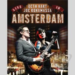 Beth Hart/Joe Bonamassa: Live in Amsterdam DVD Cover Art