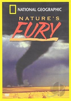 National Geographic Video - Nature's Fury DVD Cover Art
