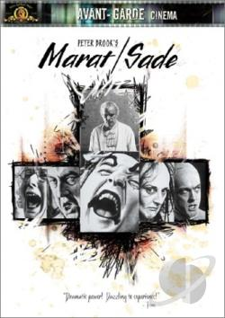 Marat/Sade DVD Cover Art