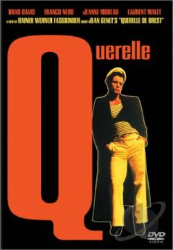 Querelle DVD Cover Art
