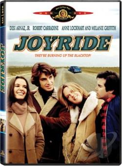 Joyride DVD Cover Art