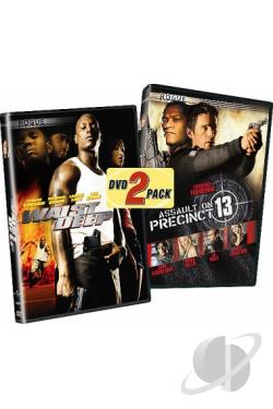 Waist Deep/Assault On Precinct 13 DVD Cover Art