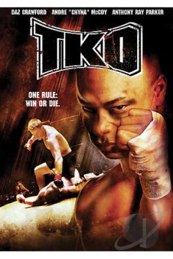 Tko DVD Cover Art