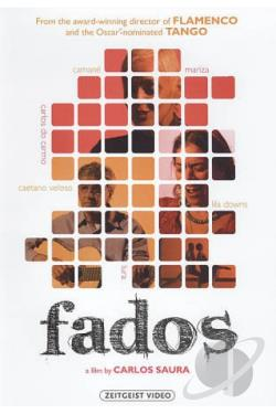 Fados DVD Cover Art