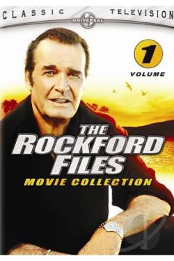 Rockford Files: Movie Collection, Vol. 1 DVD Cover Art