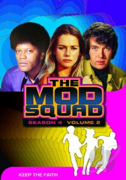 Mod Squad: Season 4, Vol. 2 DVD Cover Art