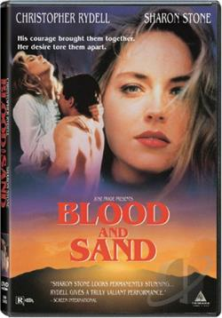 Blood And Sand DVD Cover Art