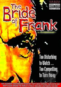 Bride of Frank DVD Cover Art