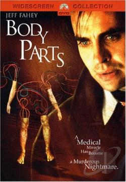 Body Parts DVD Cover Art