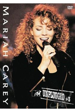 Mariah Carey - MTV Unplugged + 3 DVD Cover Art